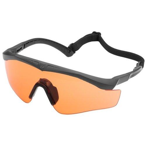 Revision Revision Sawfly Max-Wrap Orange Balistische Bril