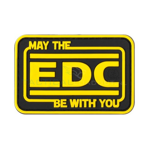 Jackets to Go JTG May The EDC Be With You PVC Patch