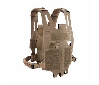 SALE - Tasmanian Tiger Plate Carrier SK Coyote