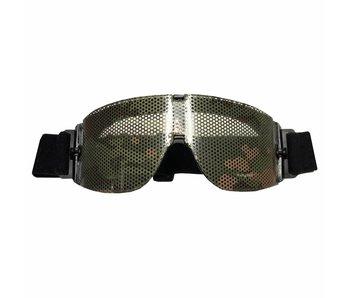 LenSkin Tropical Camo Folie voor Goggles