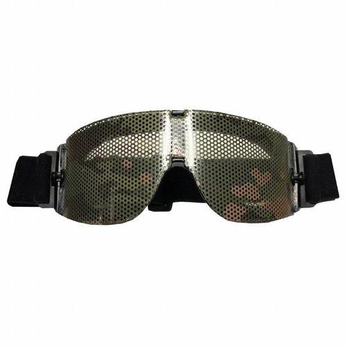 LenSkin LenSkin Tropical Camo Folie voor Goggles