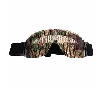 LenSkin Greenfield Camo Folie voor Goggles