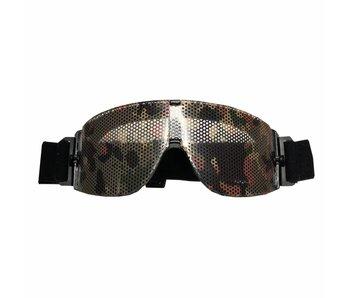 LenSkin FlekTarn Camo Folie voor Goggles (Flecktarn)