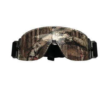 LenSkin Branches Camo Folie voor Goggles