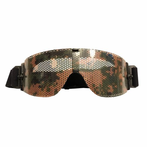 LenSkin LenSkin Marp Camo Folie voor Goggles