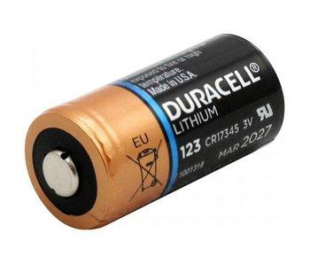 Duracell CR123 Batterij 3V Lithium