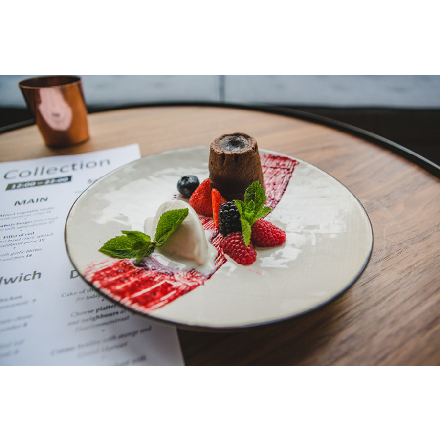 Hessian Dessert Bord