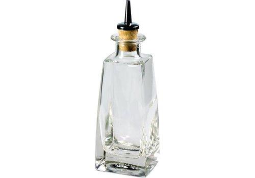 Vierkante Dash Fles 200 ml