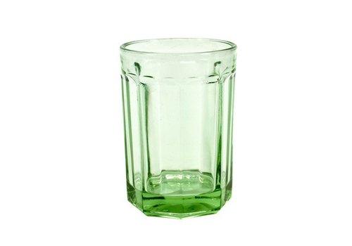 Serax Transparant Groen Glas Groot