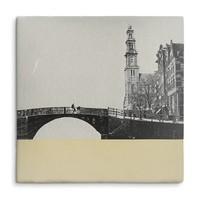Amsterdamse Gracht (13 x 13 cm)