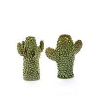Cactus Vaas Mini (2 Stuks)