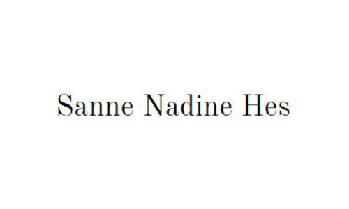Sanne Nadine Hes