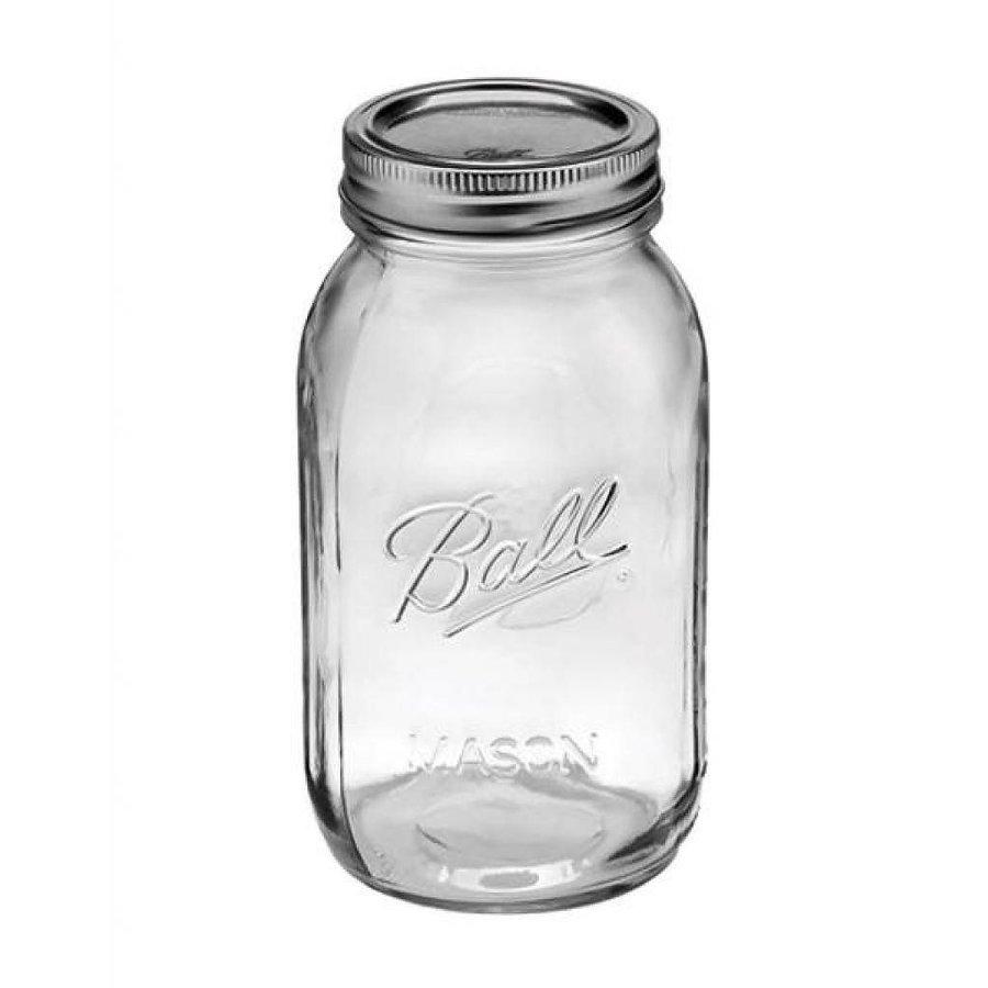 Ball Jar Klassiek 950 ml - (6 stuks)