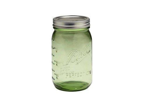 MasonJars Groen 950 ml - (2 stuks)