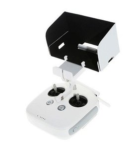 DJI Inspire 1 and Phantom 3 - Remote Controller Monitor Hood (Smartphone)