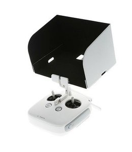 DJI Inspire 1 and Phantom 3 - Remote Controller Monitor Hood (Tablet)
