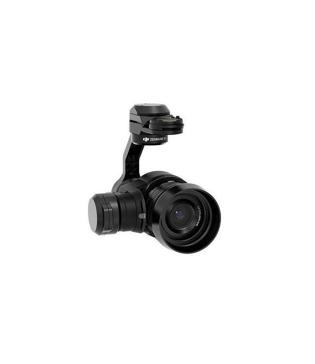 Zenmuse X5 - Camera with 15mm/1.7mm DJI MFT Lens