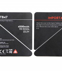 Inspire 1 - Battery Insulation Sticker TB47