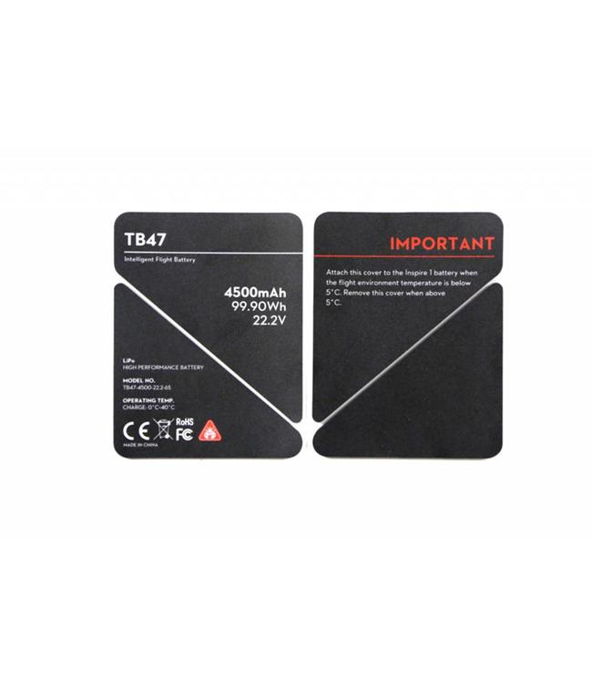 Inspire 1 - Battery Insulation Sticker TB47