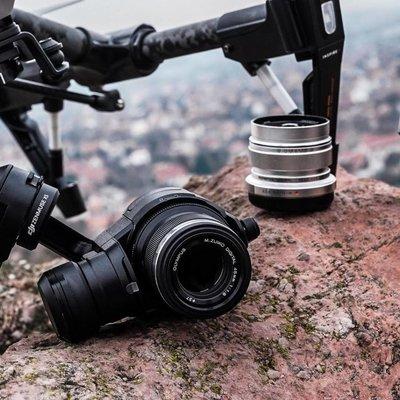 Zenmuse Cameras