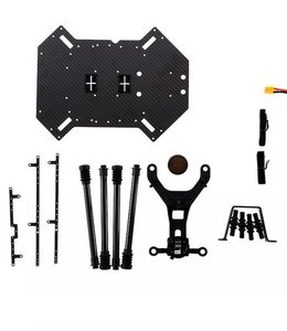 DJI Matrice 100 - X5/XT/Z3 Mounting Kit