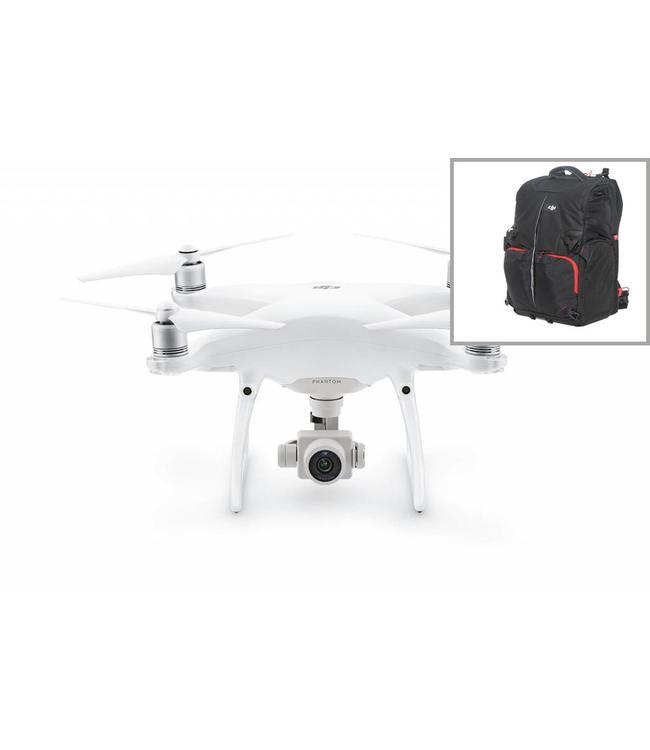 DJI Phantom 4 Pro + (RC Monitor) & Manfrotto-Designed Bag