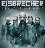 """EISBRECHER """"STURMFAHRT"""" 2017 DRESDEN / 6 FREUNDE TICKET"""