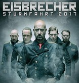 """EISBRECHER """"STURMFAHRT"""" 2017 LEIPZIG / 6-FREUNDE TICKET"""