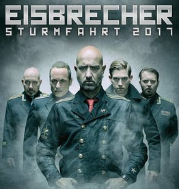 EISBRECHER 6 FREUNDE TICKET BERLIN