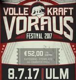 EISBRECHER + FRIENDS - THE 1st VOLLE KRAFT VORAUS FESTIVAL 2017