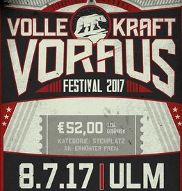 EISBRECHER + FREUNDE - DAS 1. VOLLE KRAFT VORAUS FESTIVAL 2017