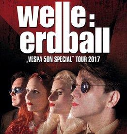 WELLE:ERDBALL - VESPA 50N SPECIAL TOUR 2017 - ROSTOCK