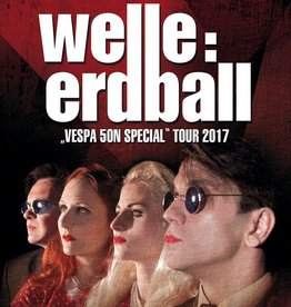 WELLE:ERDBALL - VESPA 50N SPECIAL TOUR 2017 - HANNOVER
