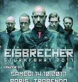 """EISBRECHER """"STURMFAHRT"""" 2017 PARIS (*) Agenturware"""