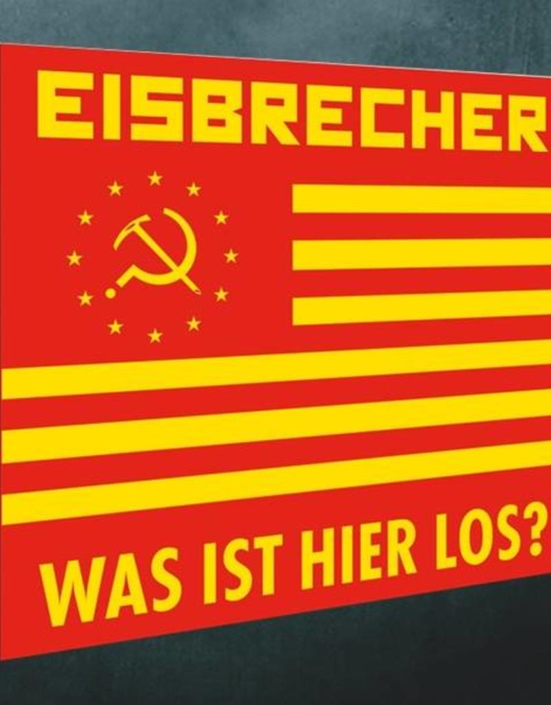 EISBRECHER -  SINGLE  - WAS IST HIER LOS? (*) Agenturware