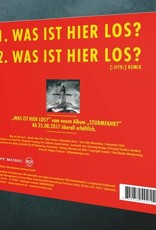 EISBRECHER -  SINGLE  - WAS IST HIER LOS?