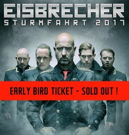 EARLY BIRD TICKET SAARBRÜCKEN