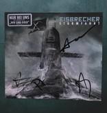 EISBRECHER - ALBUM  STURMFAHRT  - SIGNED CD