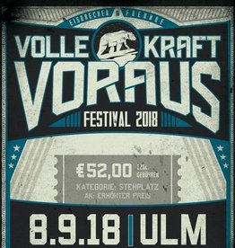 EISBRECHER + FRIENDS - THE 2nd VOLLE KRAFT VORAUS FESTIVAL 2018