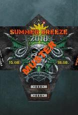 SUMMER BREEZE 2018 - DINKELSBÜHL (*)