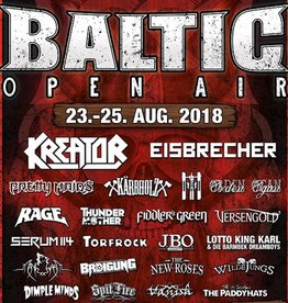 BALTIC OPEN AIR 2018  (*)