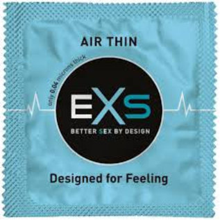 EXS  Air Thin condooms - slechts 0,045 mm dik