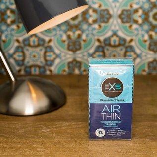 EXS  Air Thin condooms - slechts 0,045 mm dik