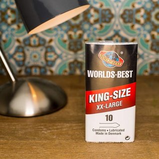 Worlds Best Kontakt King Size XXL condooms