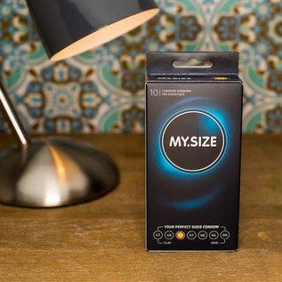MySize  MySize 53 condooms - 53 mm breed