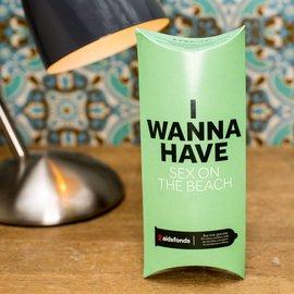 Pasante 6 condooms - I wanna have sex on the beach