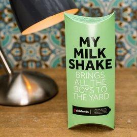 Pasante 6 condooms- My milkshake brings all the boys to the yard