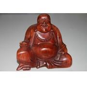 Chinese Boeddha lachend 14-16 cm