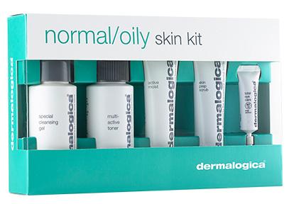 Dermalogica Dermalogica - Skin Kit -  Normal/Oily