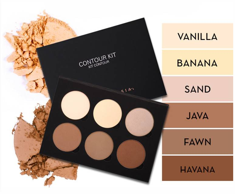Anastasia Beverly Hills Contour Kit Powder - Light/Medium